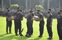 Pangdam Jaya Serahkan Bingkisan Hari Raya Idul Fitri 1442 H Kepada Personel Kodam Jaya