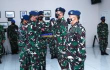 Pangkoopsau III Lantik Pejabat Baru Komandan Lanud J.A. Dimara Merauke