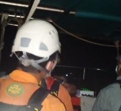 Hilang Saat Mancing, SPKKL Sambas Bakamla RI Temukan korban di Perairan Paloh
