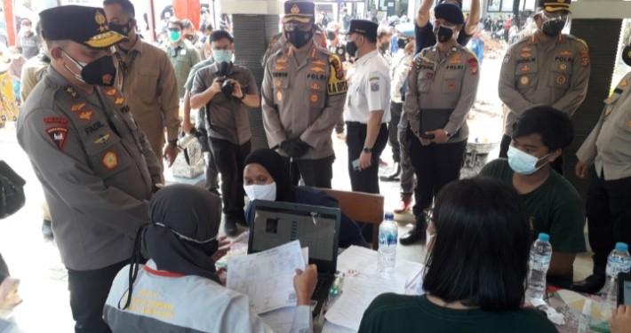 Kapolda Metro Jaya Irjen Pol Fadil Imran Bangun Kolaborasi, Maksimalkan Vaksinasi