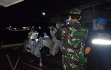 Peltu Supriyadi Pantau Pemakaman Secara Prokes Di Wonosari
